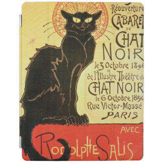 Reopening of the Chat Noir Cabaret, 1896 (colour l iPad Cover
