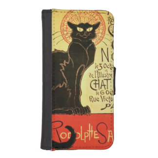 Reopening of the Chat Noir Cabaret, 1896 (colour l iPhone 5 Wallets