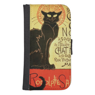 Reopening of the Chat Noir Cabaret, 1896 (colour l Phone Wallet Cases