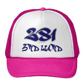 Rep 3rd Ward (281) Hat
