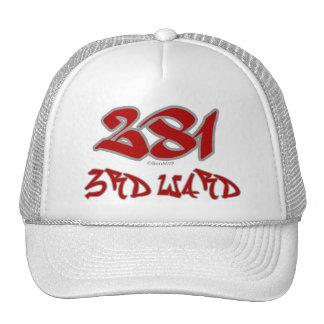 Rep 3rd Ward (281) Trucker Hat