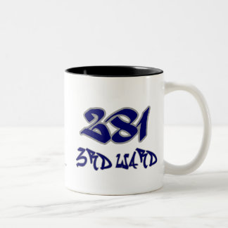 Rep 3rd Ward (281) Two-Tone Coffee Mug