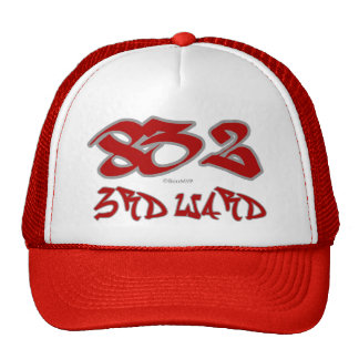 Rep 3rd Ward (832) Trucker Hat