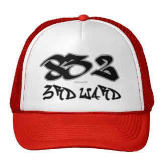 Rep 3rd Ward (832) Trucker Hats