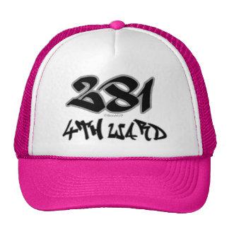 Rep 4th Ward (281) Hat