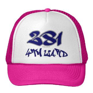 Rep 4th Ward (281) Trucker Hat