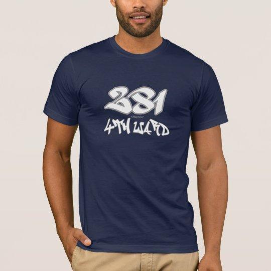 Rep 4th Ward (281) T-Shirt