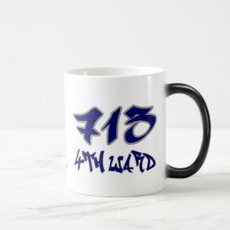 Rep 4th Ward (713) Magic Mug