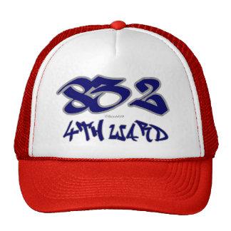 Rep 4th Ward (832) Trucker Hat