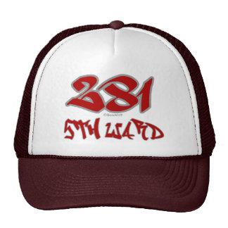 Rep 5th Ward (281) Trucker Hat