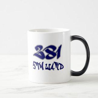 Rep 5th Ward (281) Magic Mug
