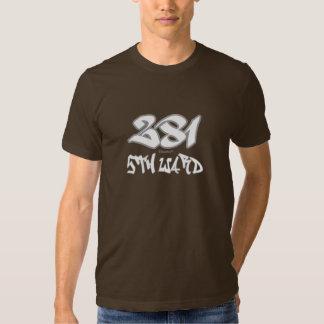 Rep 5th Ward (281) Shirt