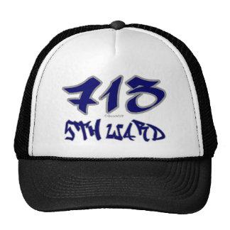 Rep 5th Ward (713) Trucker Hat
