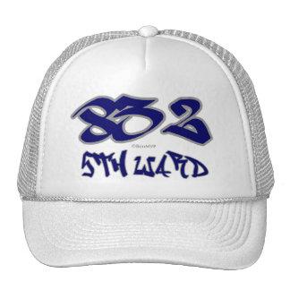 Rep 5th Ward (832) Trucker Hat