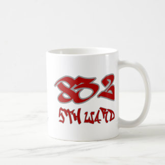 Rep 5th Ward (832) Mug