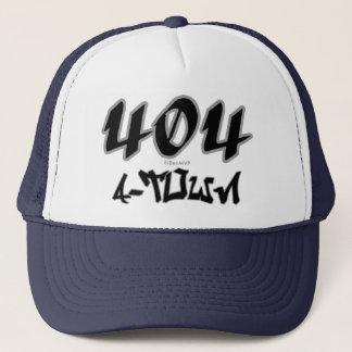 Rep A-Town (404) Trucker Hat