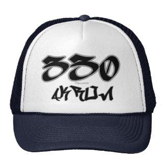 Rep Akron (330) Trucker Hat