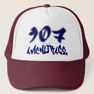 Rep Anchorage (907) Trucker Hat