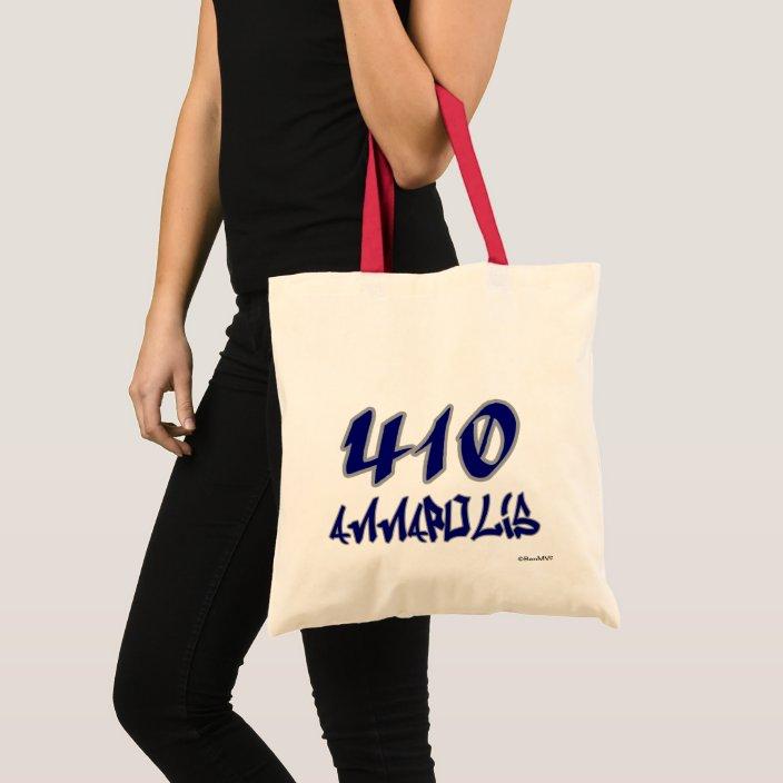 Rep Annapolis (410) Canvas Bag
