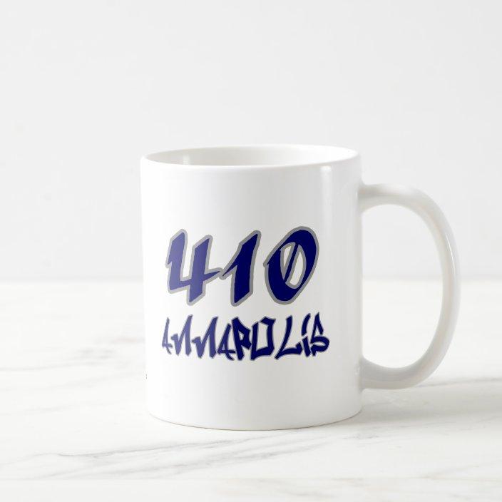 Rep Annapolis (410) Drinkware