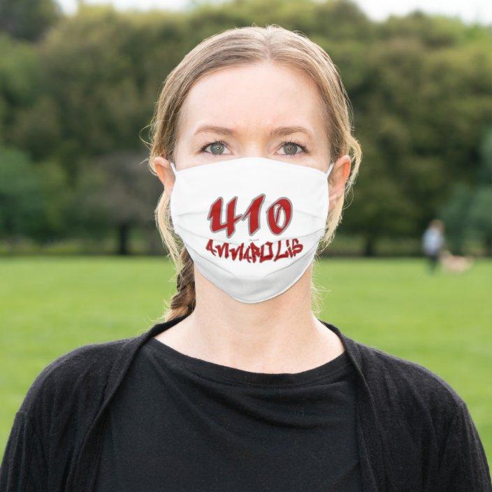 Rep Annapolis (410) Face Mask