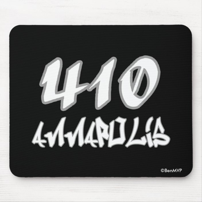 Rep Annapolis (410) Mouse Pad