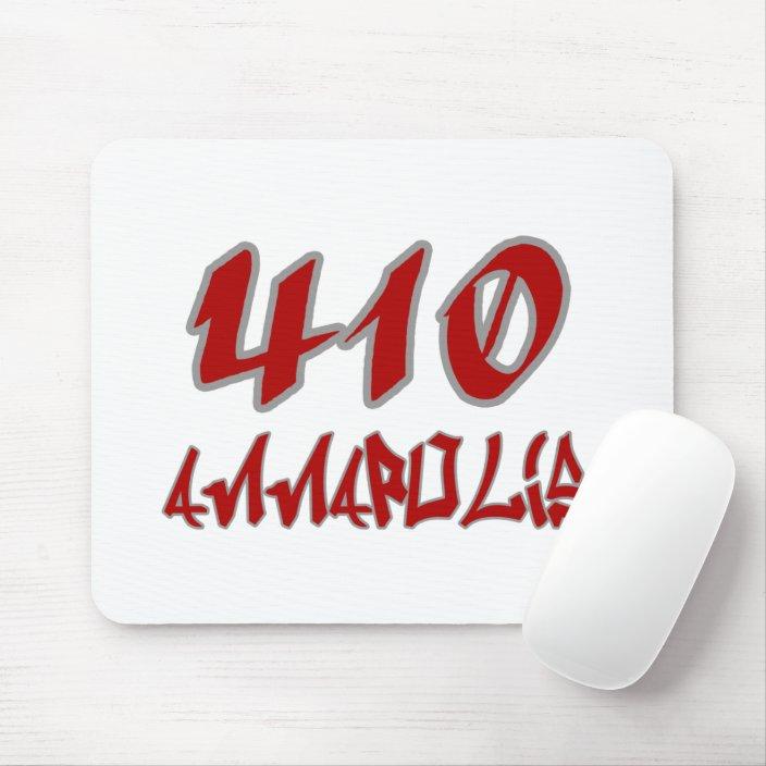 Rep Annapolis (410) Mousepad