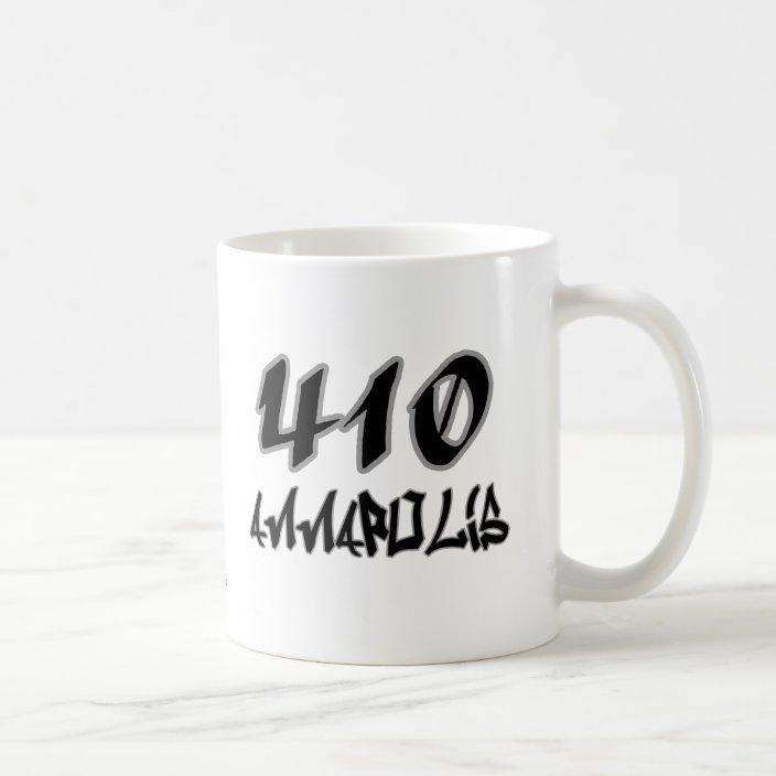 Rep Annapolis (410) Mug