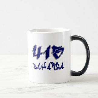 Rep Bay Area (415) Magic Mug