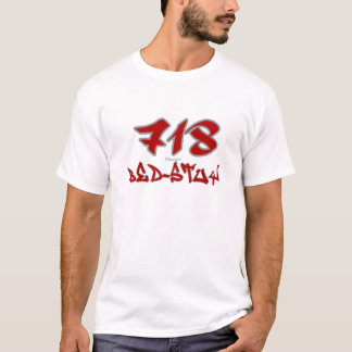 Rep Bed-Stuy (718) T-Shirt