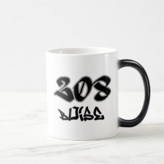 Rep Boise (208) Magic Mug