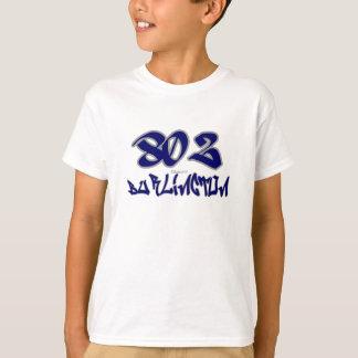 Rep Burlington (802) T-Shirt