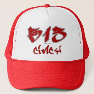 Rep Cincy (513) Trucker Hat