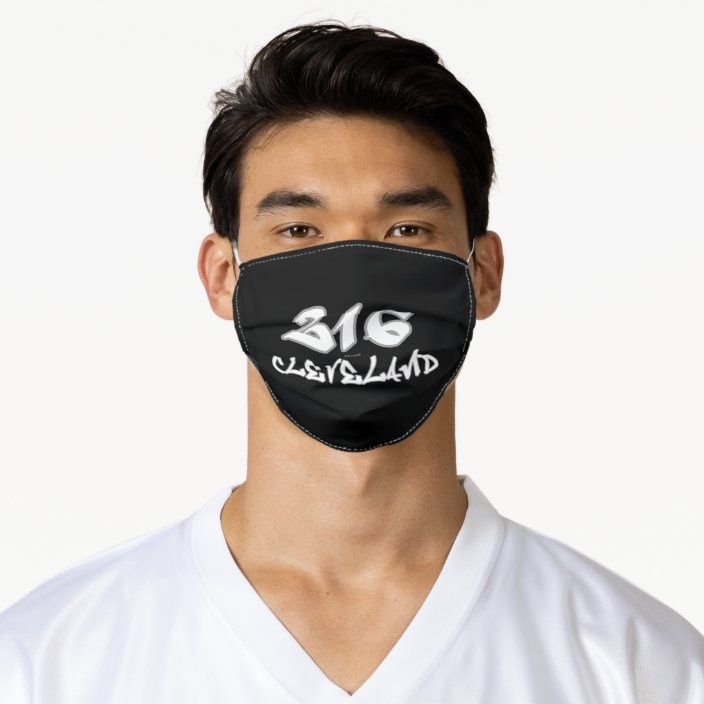 Rep Cleveland (216) Face Mask