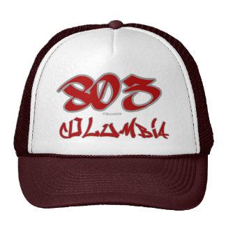 Rep Columbia (803) Trucker Hat