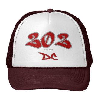 Rep DC (202) Trucker Hat