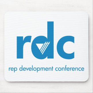 Rep Development Conference mouse pad