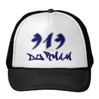 Rep Durham (919) Trucker Hat