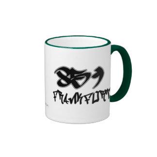 Rep Frankfort (859) Ringer Mug