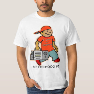 REP FREEHOOD Shirt