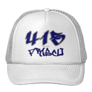 Rep Frisco (415) Trucker Hat