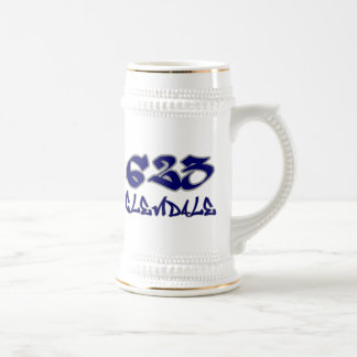 Rep Glendale (623) 18 Oz Beer Stein