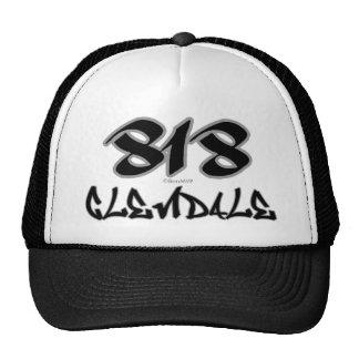 Rep Glendale (818) Trucker Hat