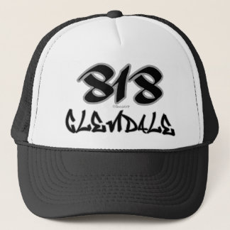 Rep Glendale (818) Trucker Hat