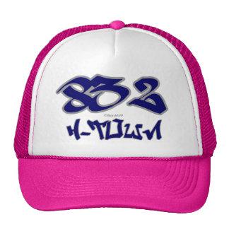 Rep H-Town (832) Trucker Hat