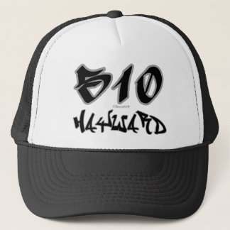 Rep Hayward (510) Trucker Hat