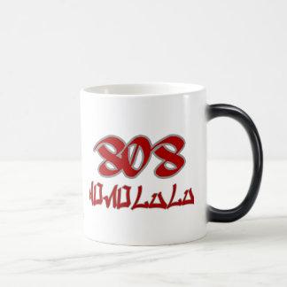 Rep Honolulu (808) Coffee Mug