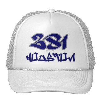 Rep Houston (281) Trucker Hat