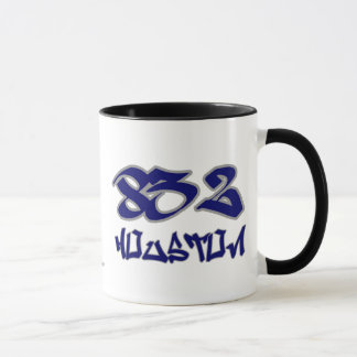 Rep Houston (832) Mug