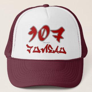 Rep Juneau (907) Trucker Hat